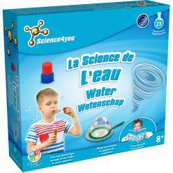 La science de l'eau - livret informations scientifiques sur l'eau