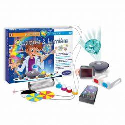 Optique et lumière - kit scientifique