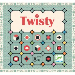 Twisty jeu tactique Djeco