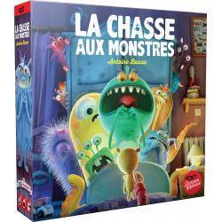 La chasse aux monstres - jeu de mémoire coopératif - Le Scorpion Masqué