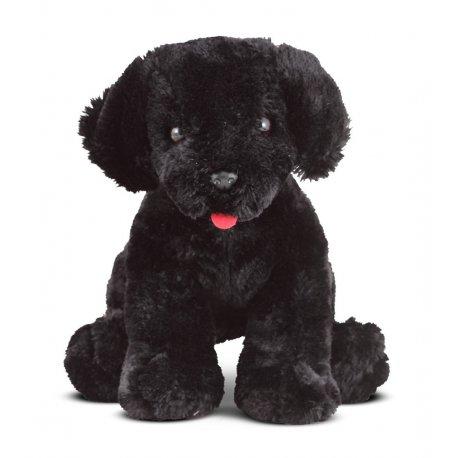 Peluche labrador noire Benson