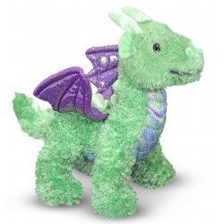 Peluche dragon Zephyr