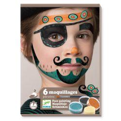 Coffret de maquillage Pirate Djeco