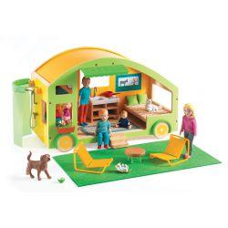 Caravane House - Maison de poupées Djeco