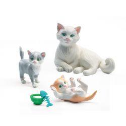 Les chats - Poupées Djeco