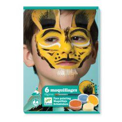 Coffret de maquillage Tigre Djeco