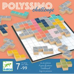 Polyssimo Challenge pour 2 joueurs