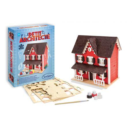 Maison scandinave - Petit architecte