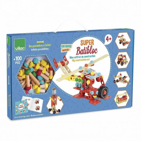 Super Batibloc jeu de construction