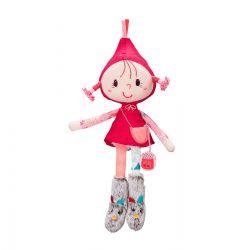Chaperon rouge mini poupée
