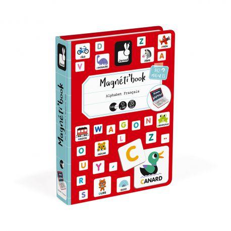 Magnetibook Alphabet Français