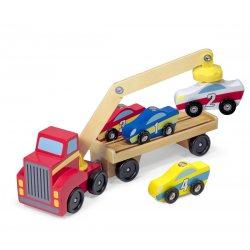 Camion remorqueur magnétique Melissa et Doug