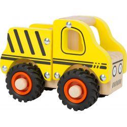 Camion de chantier en bois