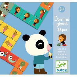 Image Domino géant les amis