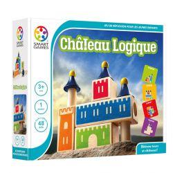 Château Logique Casse-tête en bois 4 - 9 ans