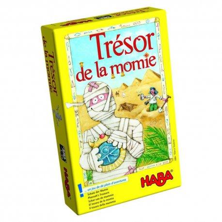 Le trésor de la momie Haba