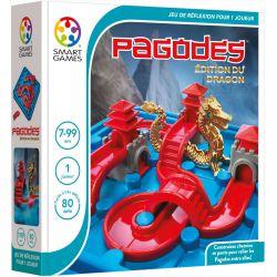 Pagodes édition du Dragon casse tête 80 défis