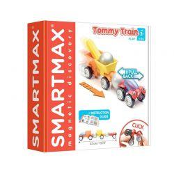 Tommy Train - train magnétique à rétrofriction