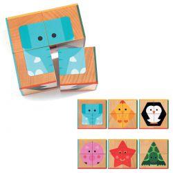 CubaBasic - Cubes et puzzles