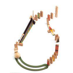Zig & Go construction parcours de dominos 27 pièces - 5641