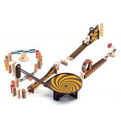 Zig & Go - réaction en chaîne - 45 pièces - 5643