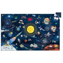 L'espace - Puzzle d'observation 200 pièces