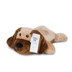 peluche géante de chien à câliner