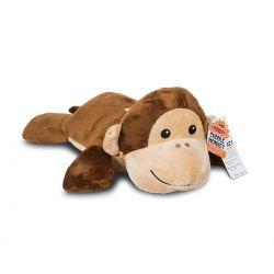 peluche géante de singe à câliner