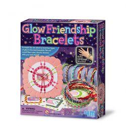Bracelets d'amitié fluorescents