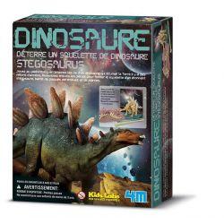 Kit archéologie - Déterre ton dinosaure - Stégosaure