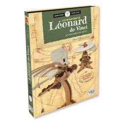 Les inventions de Léonard de Vinci - Les machines volantes - Livre