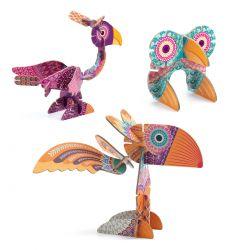 Volubo oiseaux