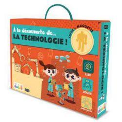 A la découverte de la technologie - Livre + maquette