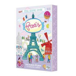 Voyage, découvre, explore Paris - Sassi