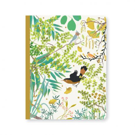 Cahier Tinou - Lovely paper Djeco