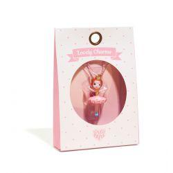 Pendentif Ballerina - Lovely Charms - Djeco