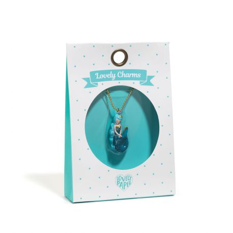Pendentif Mermaid - Lovely Charms - Djeco