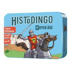 Histodingo : Moyen-Âge - boîte métal