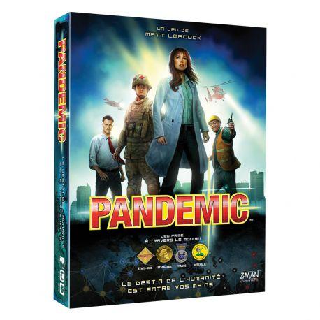 Pandemic - coffret