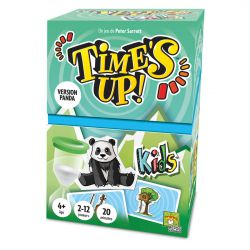 Time's Up Kids Panda - jeu d'ambiance dès 4 ans