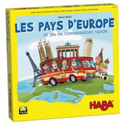 Les pays d'Europe Haba
