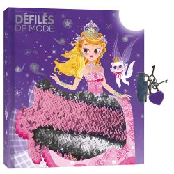 Carnet secret Princesses - Défilés de mode