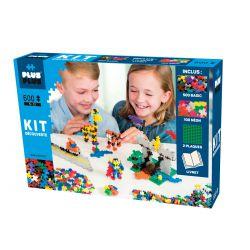 Plus plus Kit découverte 600 pièces Basic