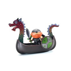 Drack & Ze drakkar - Arty toys