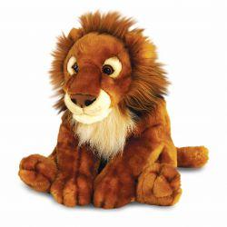Peluche Lion africain 50 cm