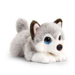 Peluche Husky 25 cm
