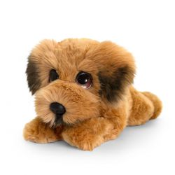 Peluche Terrier irlandais 32 cm