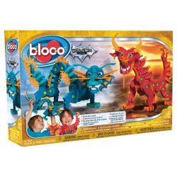 Aqua & Pyro Dragons Bloco