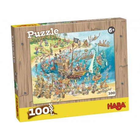 Puzzle Pirates Haba - Boîte