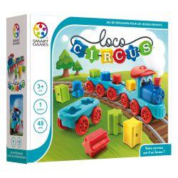 Loco circus Casse-tête 3 - 8 ans